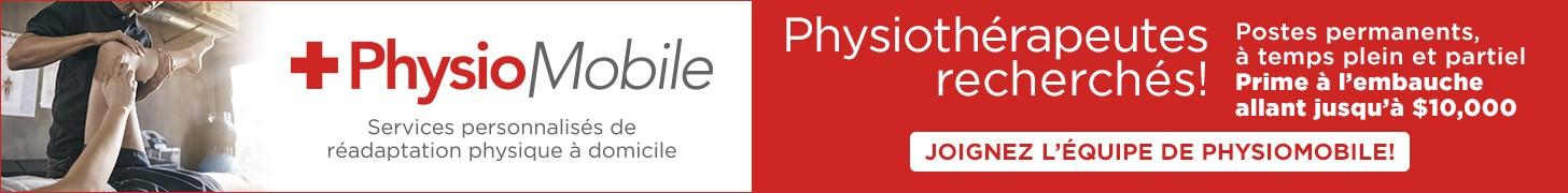 Bannièere Physio- Mobile