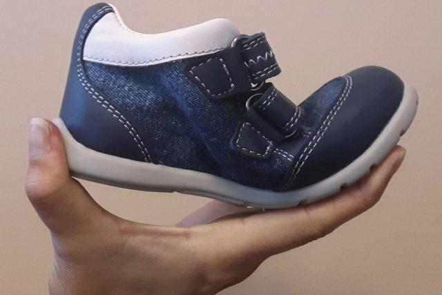 Choisir des chaussures pour son enfant : exemple