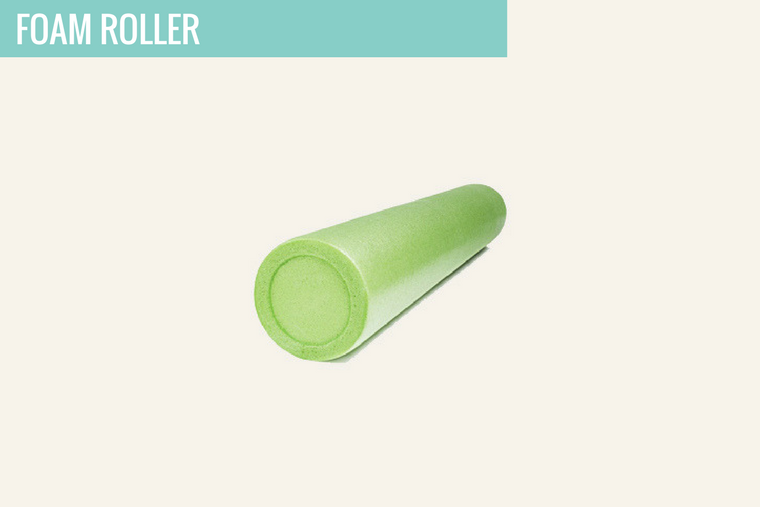 CrossFit et physiothérapie : Foam roller