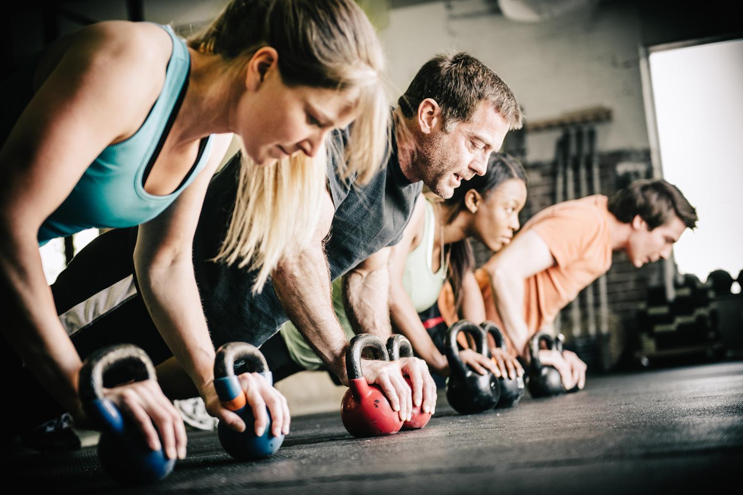 CrossFit et physiothérapie