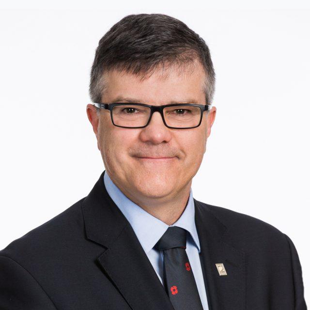 Denis Pelletier, président de l'OPPQ