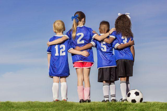 Enfant et sports d'équipe : conseils d'un physiothérapeute : autre
