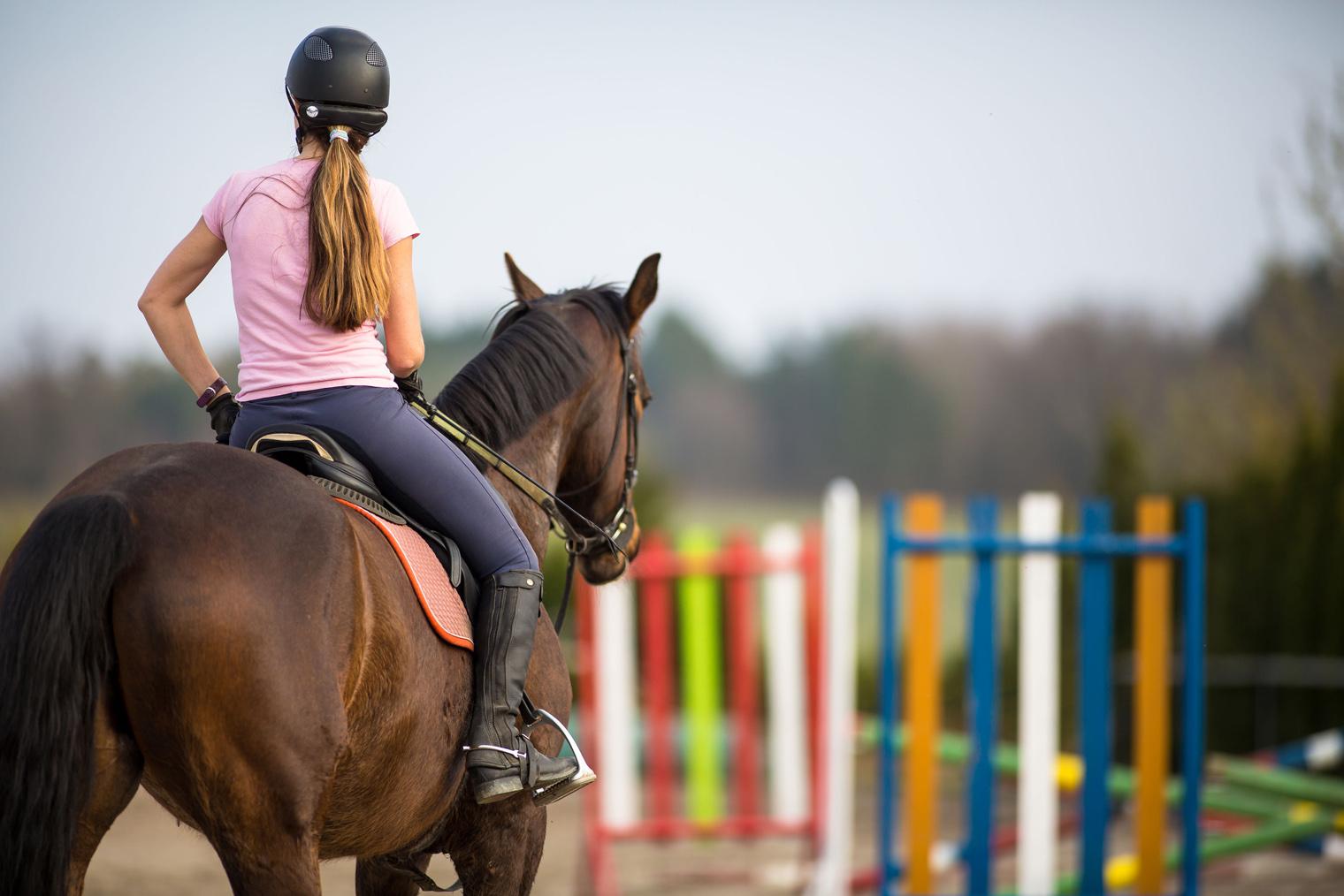 Équitation et physiothérapie
