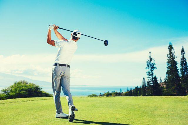 Golf: ne laissez pas une blessure gâcher votre saison