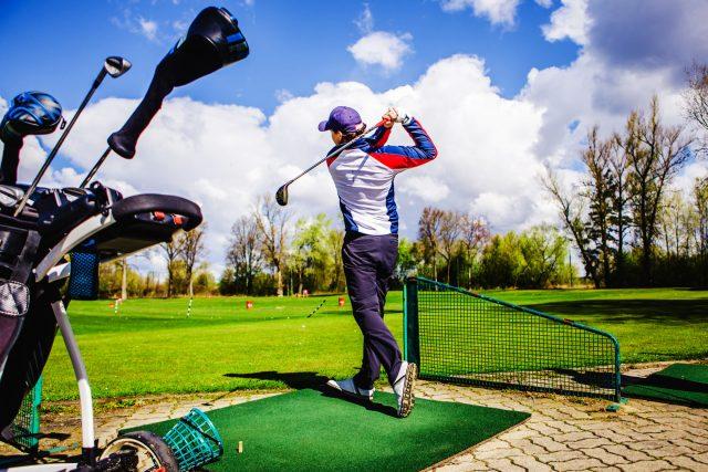 Golf : pratique