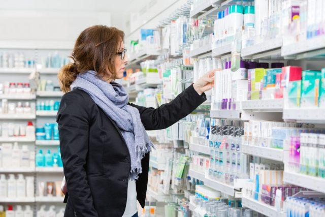 Incontinence et produits en vente libre: ce qu'il faut savoir