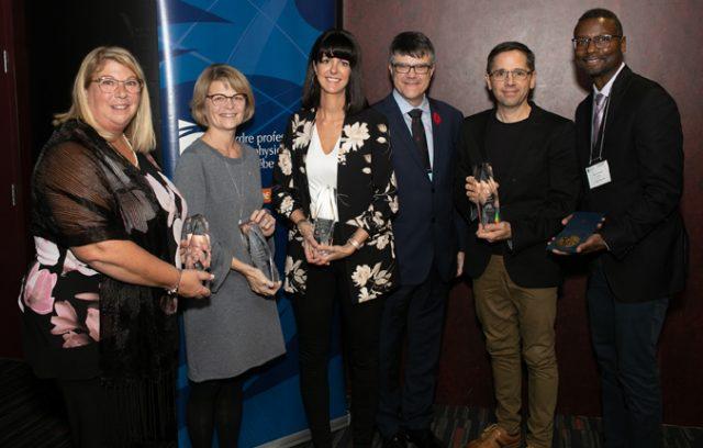 Les lauréats 2019 des prix Excellence et du Mérite du CIQ