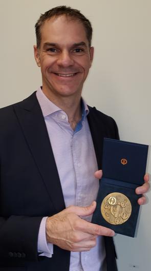Pierre Langevin, pht | Mérite du CIQ 2020 | OPPQ