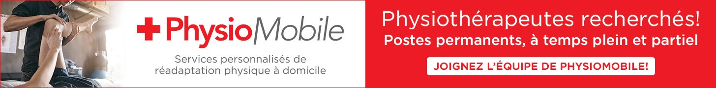Bannière Physio Mobile