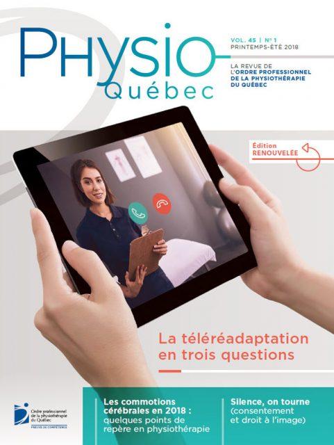 Physio-Québec Printemps / été 2018