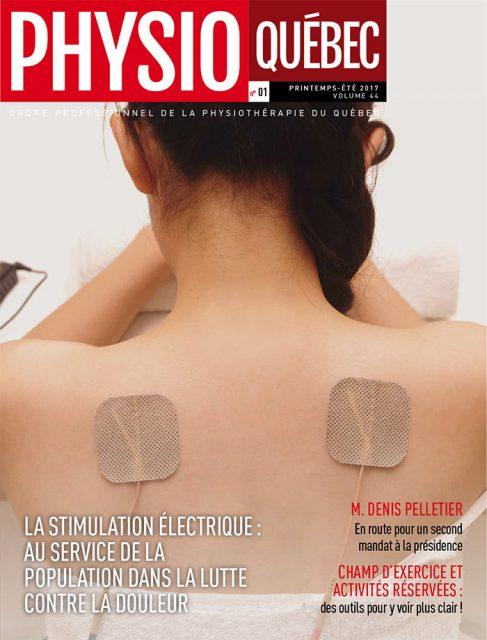 Physio-Québec Printemps / été 2017