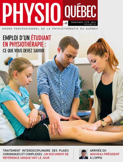 Physio-Québec Printemps / été 2014