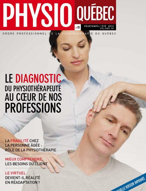 Physio-Québec Printemps / été 2013