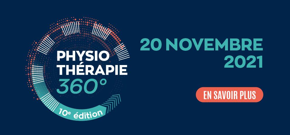 Inscrivez-vous à Physiothérapie 360