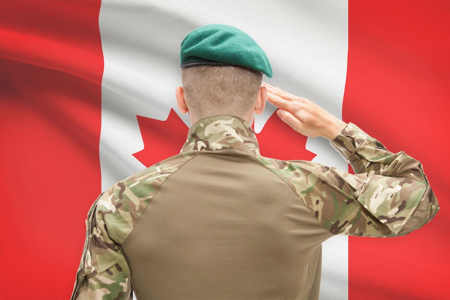 Physiothérapie dans l'armée