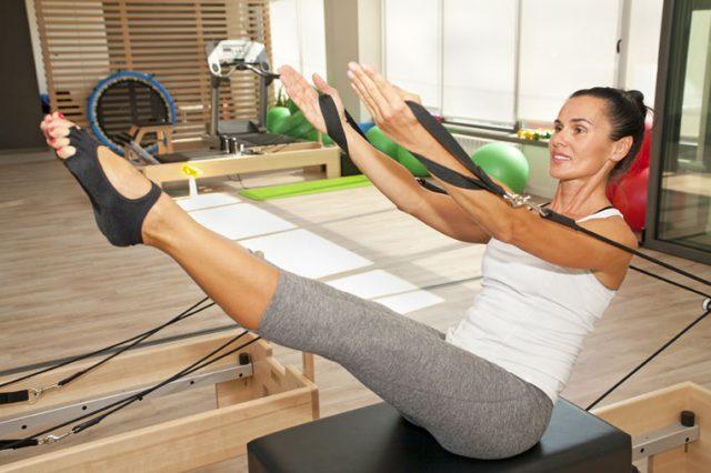 Pilates et physiothérapie : accessoire