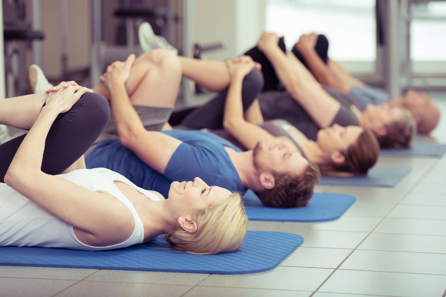 Pilates et physiothérapie