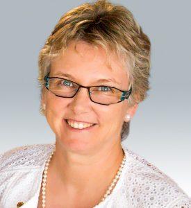 Raymonde Fortin, lauréate du prix Carol-L.-Richards 2019