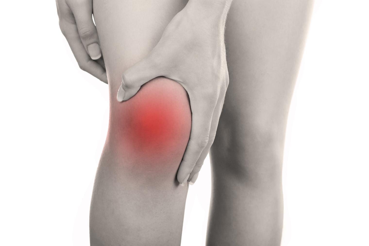 Rupture des ligaments croisés : symptômes