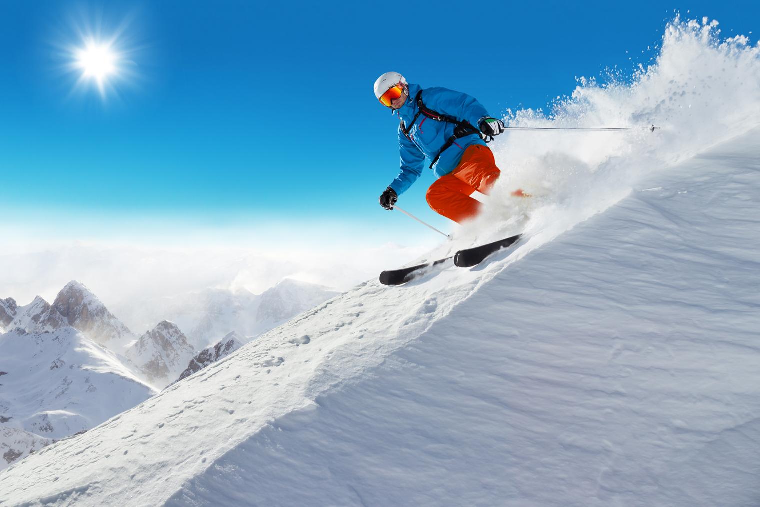 Ski alpin et préparation physique