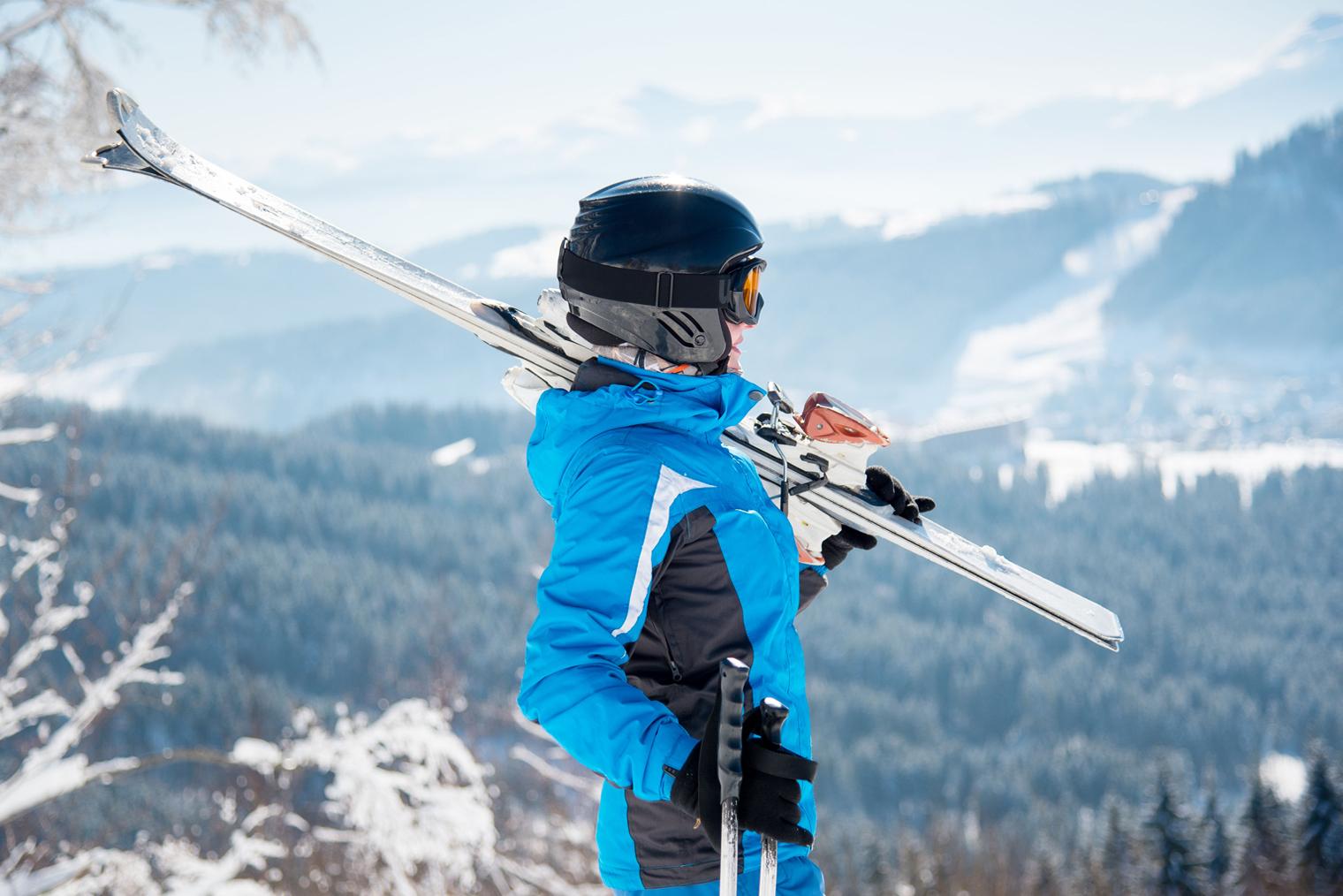 Ski alpin pour les débutants