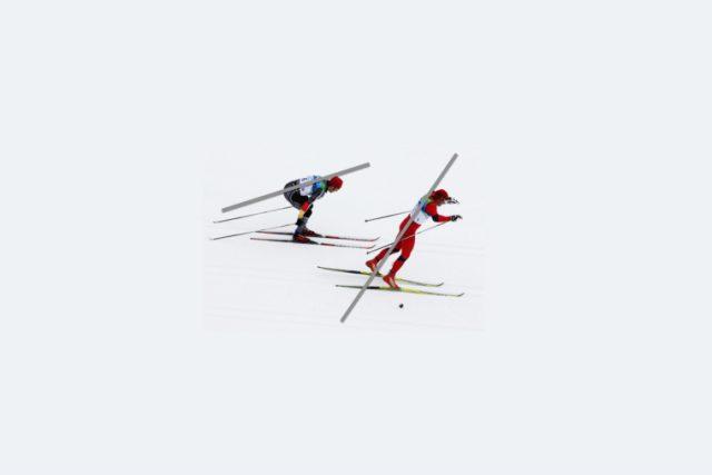 Ski de fond : blessures lombaires