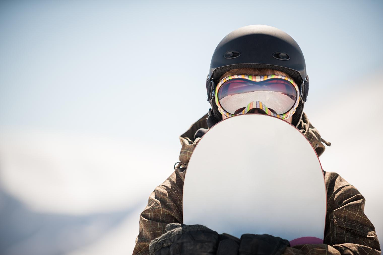 Snowboard : 5 conseils d'une physiothérapeute
