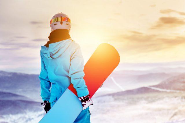 Snowboard: un programme d'exercice pour vous échauffer et vous préparer physiquement