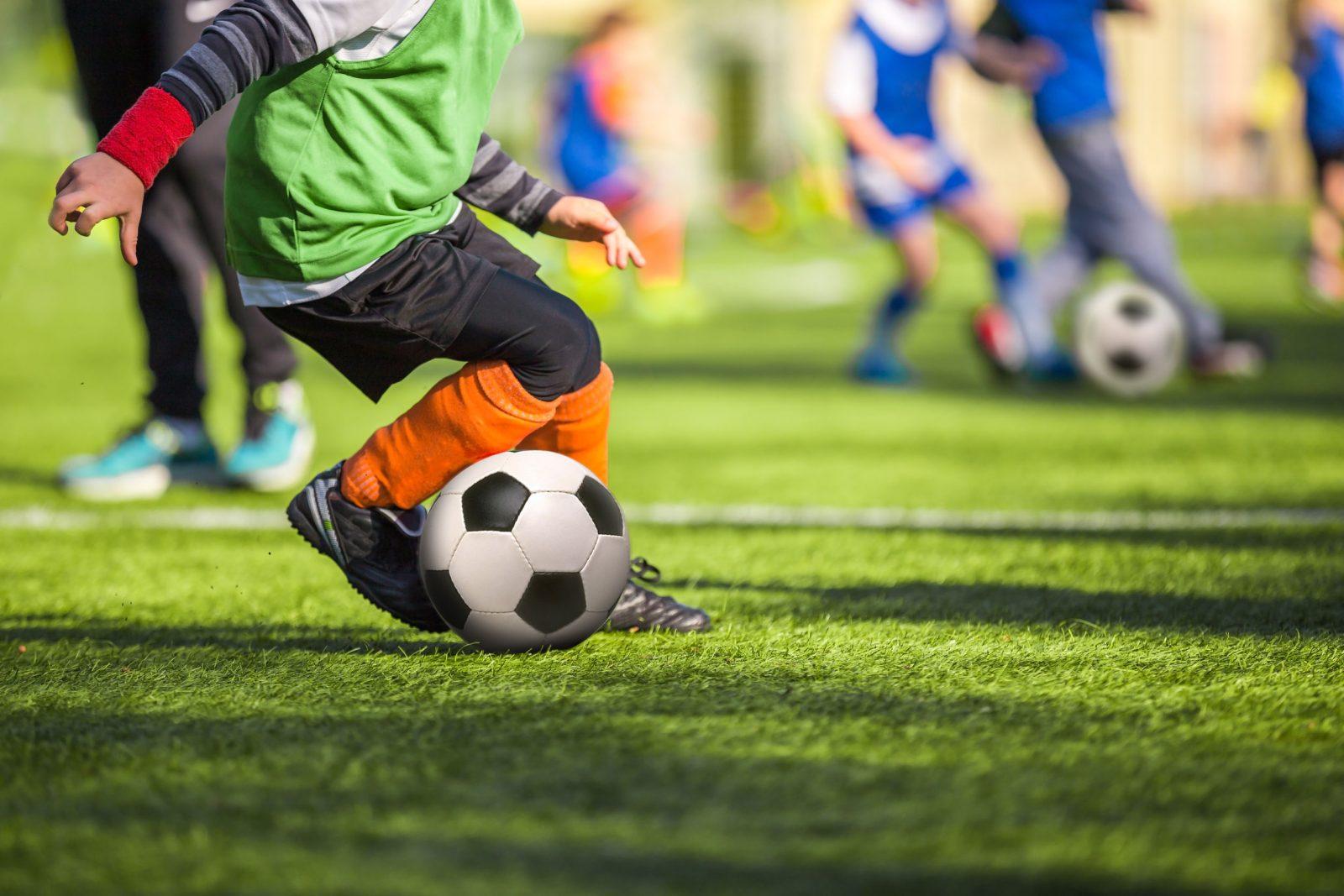 Soccer et débutant