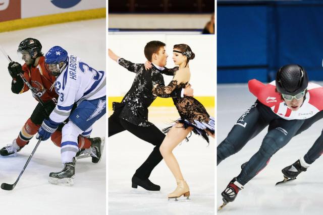 Sports de glace et lombalgie : sports