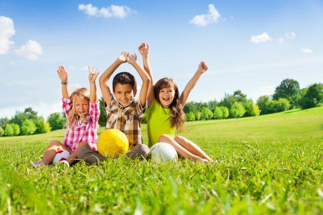 Sports d'équipe chez les enfants : autre
