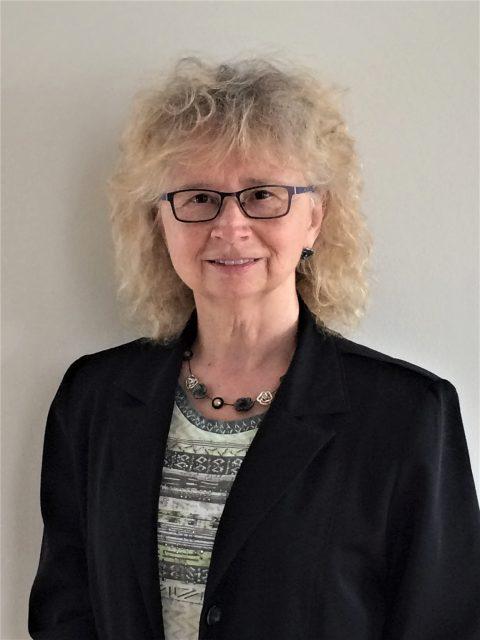 Sylvie Nadeau, lauréate du prix Carol-L.-Richards 2020u