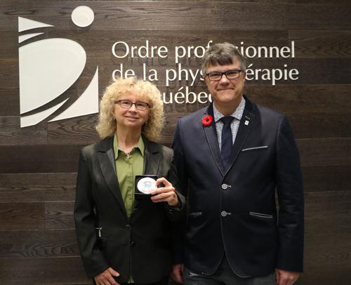 Sylvie Nadeau, pht | Prix Carol-L.-Richards 2020 | OPPQ