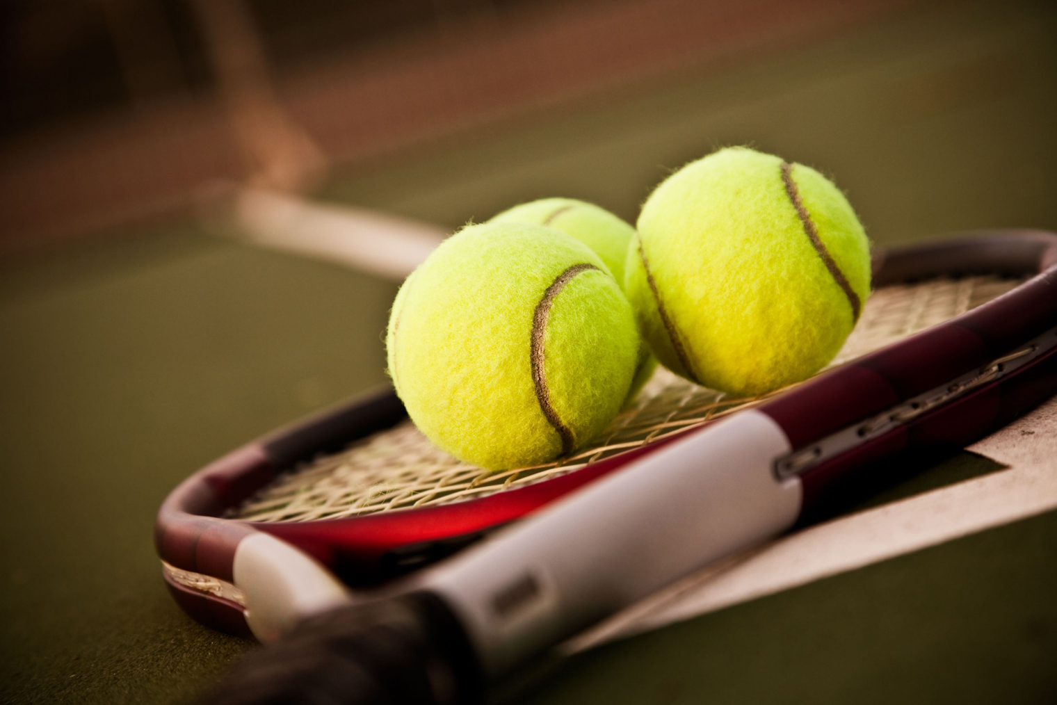 Tennis : programmes d'exercices