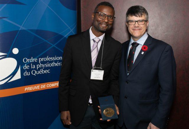 Joseph-Omer Dyer reçoit le prix Mérite du CIQ 2019