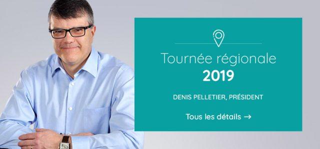 Tournée régionale 2019
