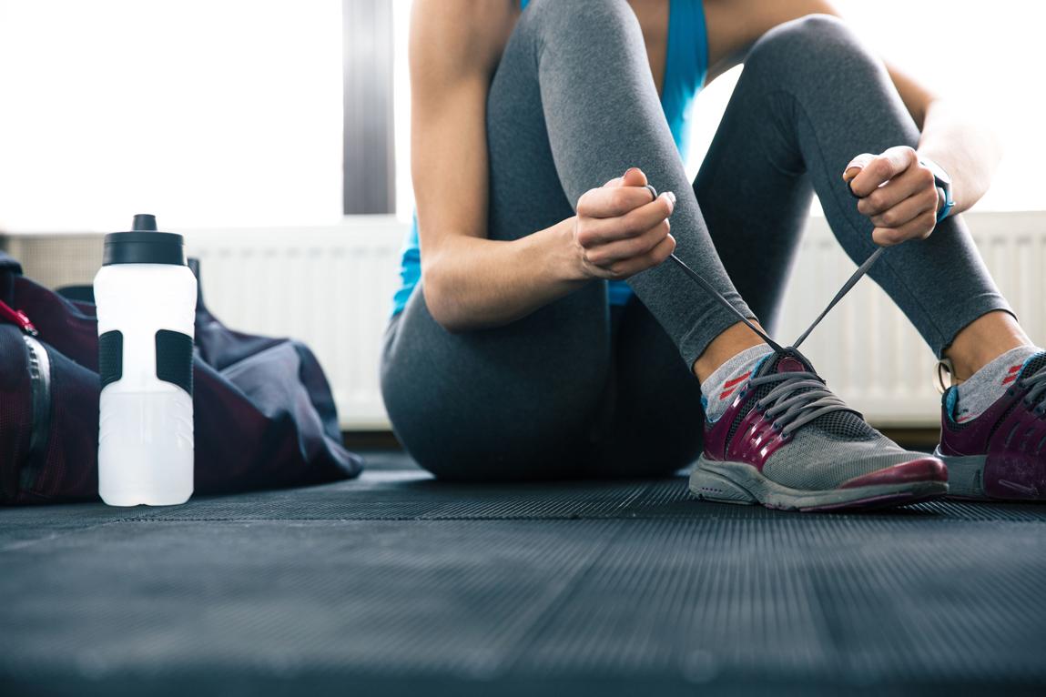 Retour au gym: conseil d'un physiothérapeute